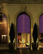 CLIFT Hotel Facade