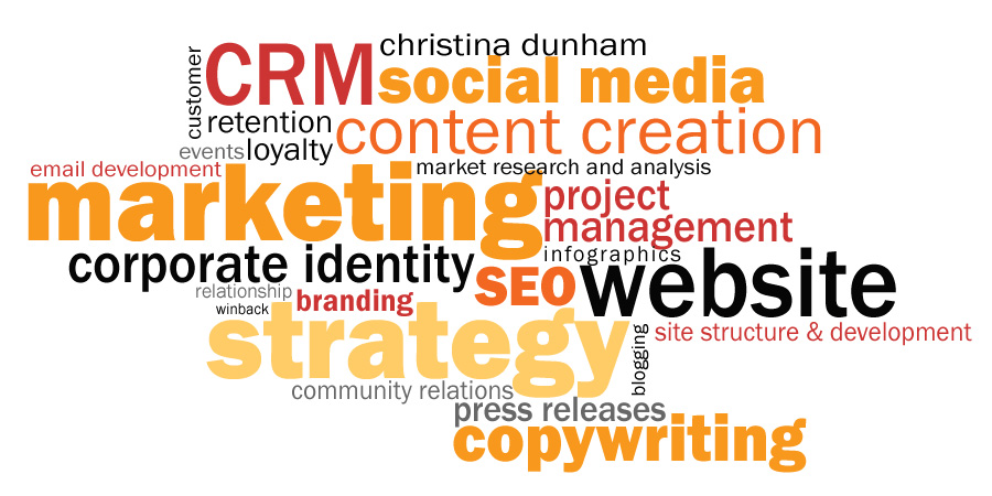 Christina Dunham_MarketingTagCloud_Color