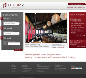 Froomz_Beta Site